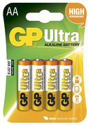 GP AA Ultra - 4 Pack