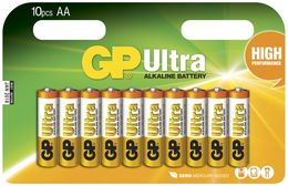 GP AA Ultra - 10 Pack